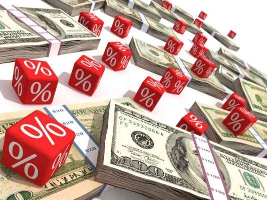 Возвращая заемные средства с процентами, компании увеличивают финансовое воспроизводство банка