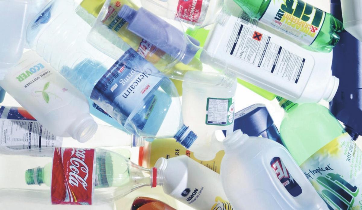 Прием пищевого пластика