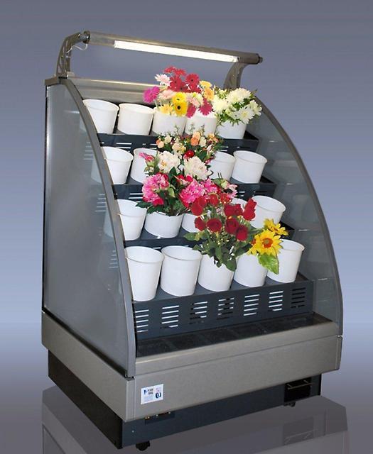 Холодильник для цветов сделать своими руками