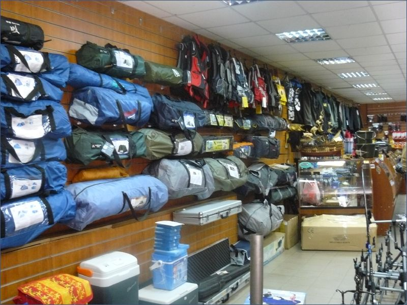 продажа рыболовного магазина в москве