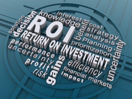Примеры вычисления ROI