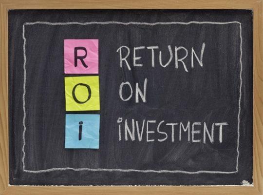 ROI - Коэффициент возврата инвестиций