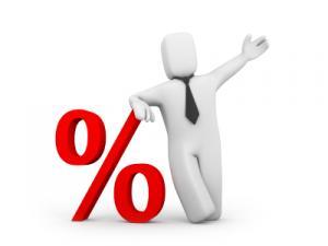 Выдавая кредит, банк ожидает, что заемщик вернет ссуду (с процентами)