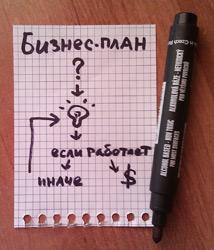 Как правильно написать бизнес - план
