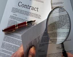 Особенности расторжения контракта