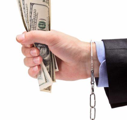 Причина просроченного платежа