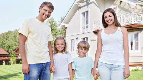 Покупка дома по ипотеке