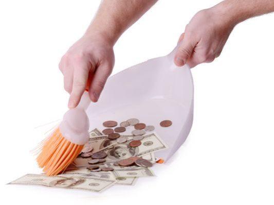 Способы сохранения денег