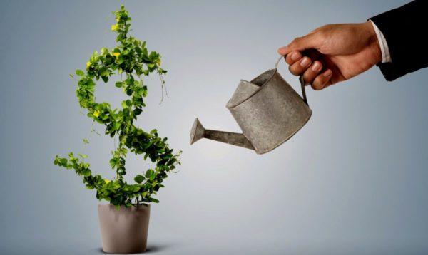 Бережное отношение к деньгам