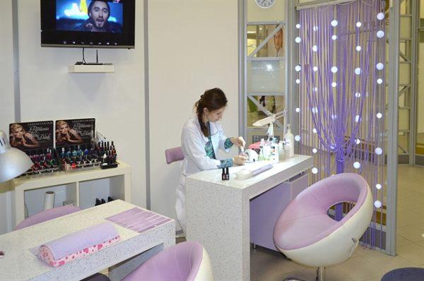 Салон ногтевого сервиса