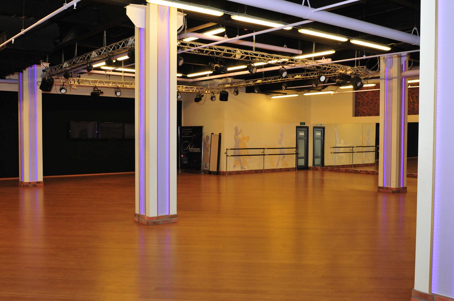 Помещение для студии танцев