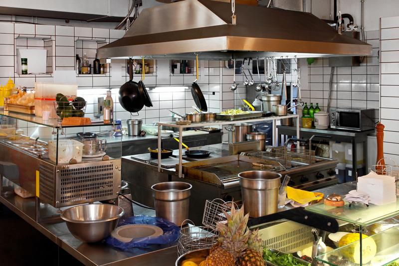 Кухня общепита