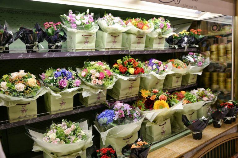 Цветочный магазин цель открытия