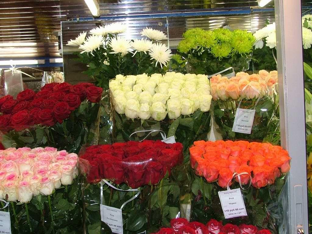 Продукция для цветочного магазина