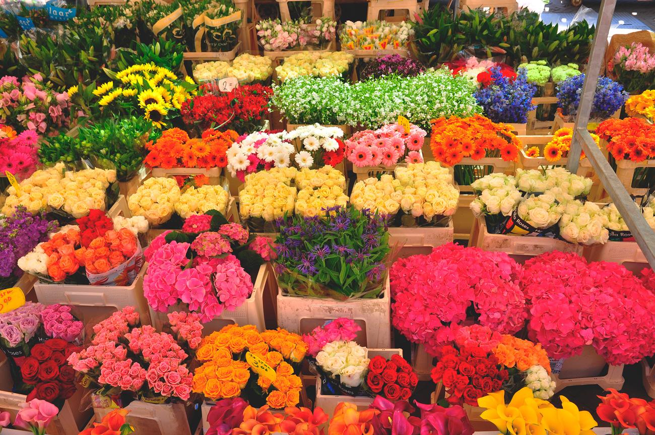 Цветочная продукция