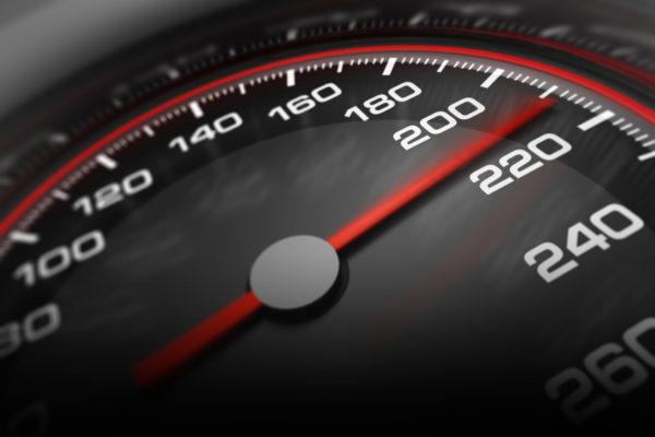 Высокая скорость