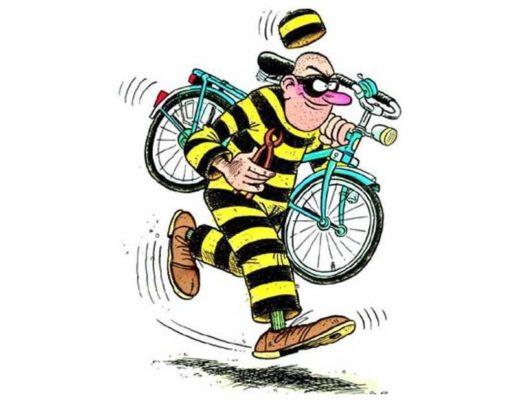 Риск невозврата велосипеда