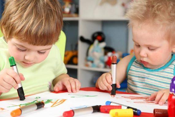 Детская студия творчества