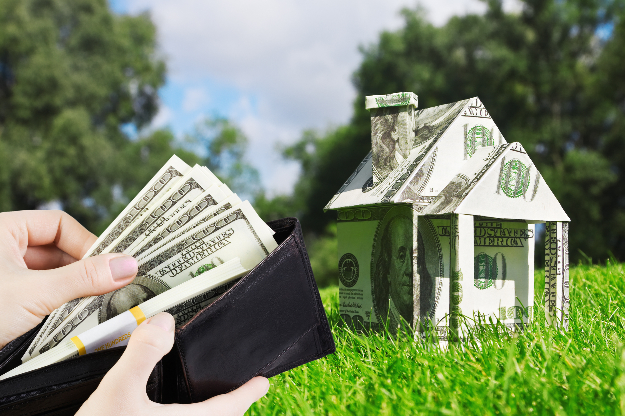 Кредит на земельный участок