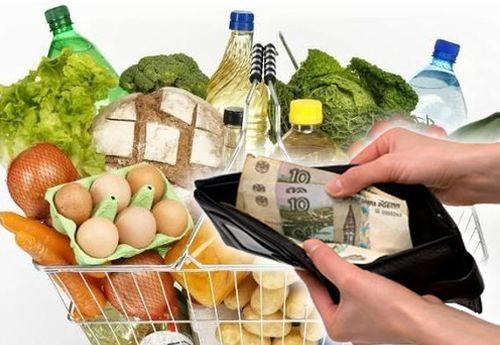 Деньги на потребительскую корзину