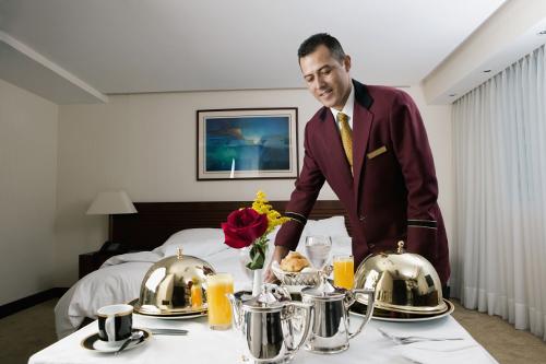 Сервис отеля