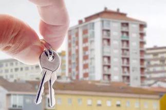 Покупатель покупает квартиру в ипотеку