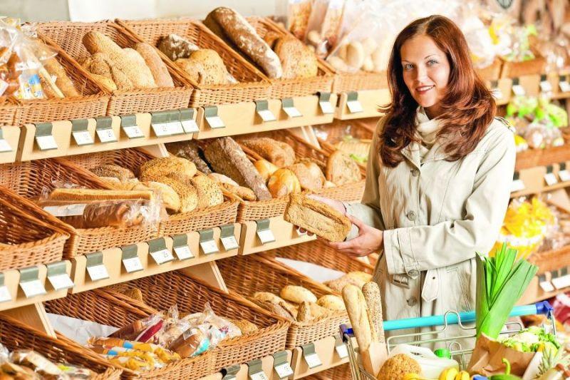 Ассортимент мини пекарни